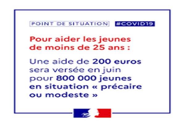 AIDE DE 200 EUROS 2 REDIM