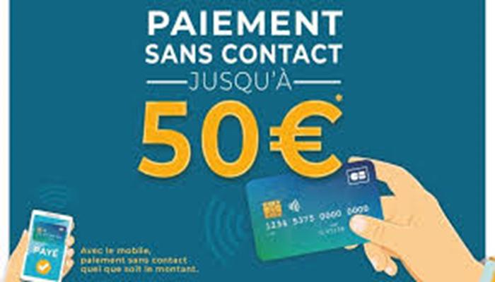 SANS CONTACT  LEPLAFOND PORTE 0 50€