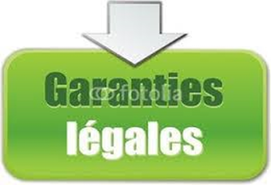 GARANTIES LEGALES REDIM